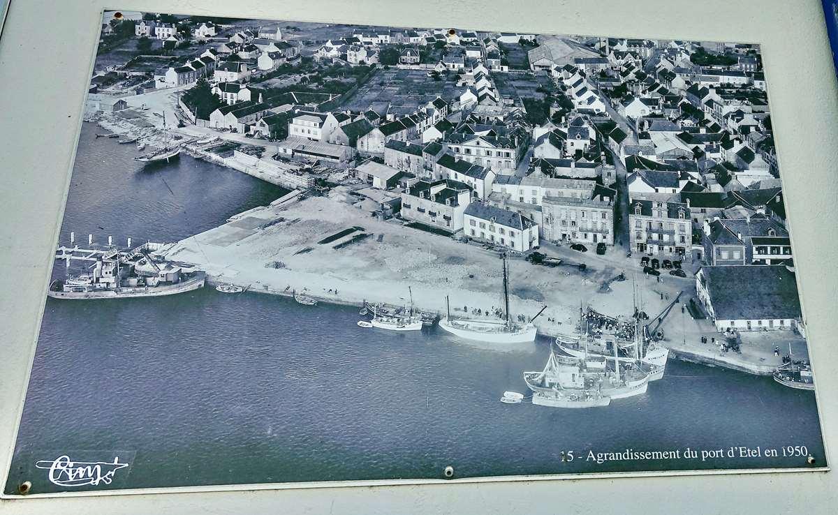 [Vie des ports] Etel d'aujourd'hui et son histoire de la pêche au thon Dsc05965