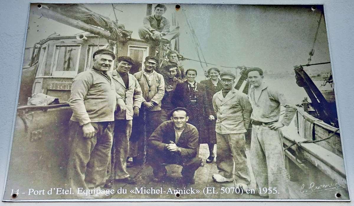 [Vie des ports] Etel d'aujourd'hui et son histoire de la pêche au thon Dsc05966