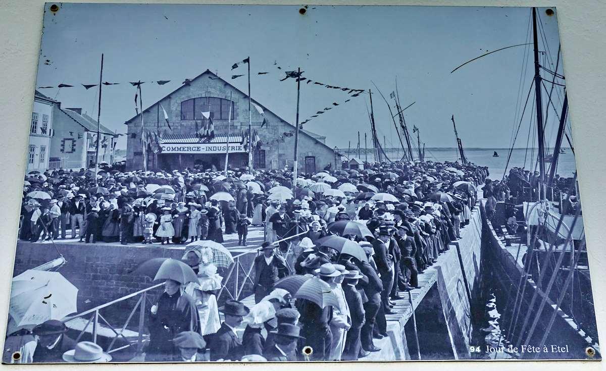 [Vie des ports] Etel d'aujourd'hui et son histoire de la pêche au thon Dsc05967