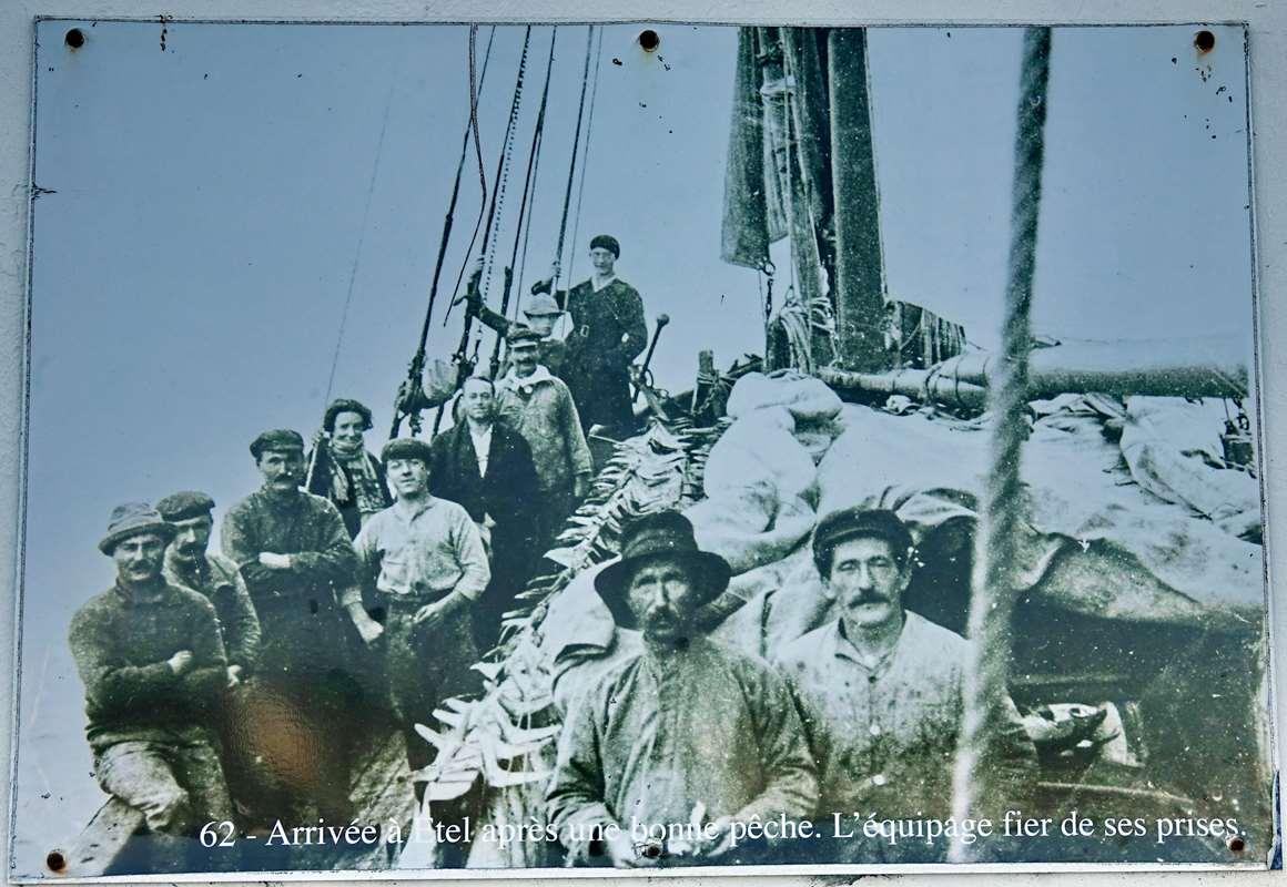 [Vie des ports] Etel d'aujourd'hui et son histoire de la pêche au thon Dsc05968