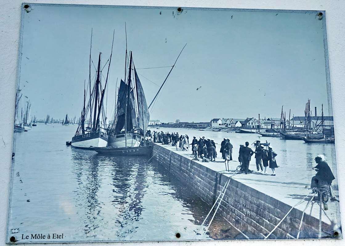 [Vie des ports] Etel d'aujourd'hui et son histoire de la pêche au thon Dsc05970