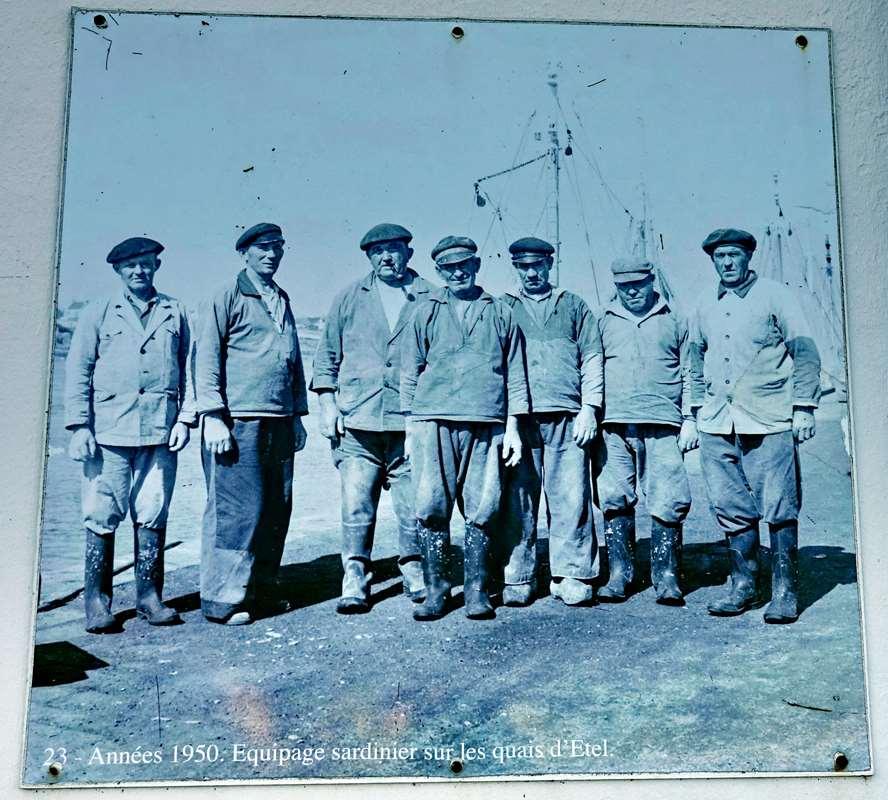 [Vie des ports] Etel d'aujourd'hui et son histoire de la pêche au thon Dsc05975