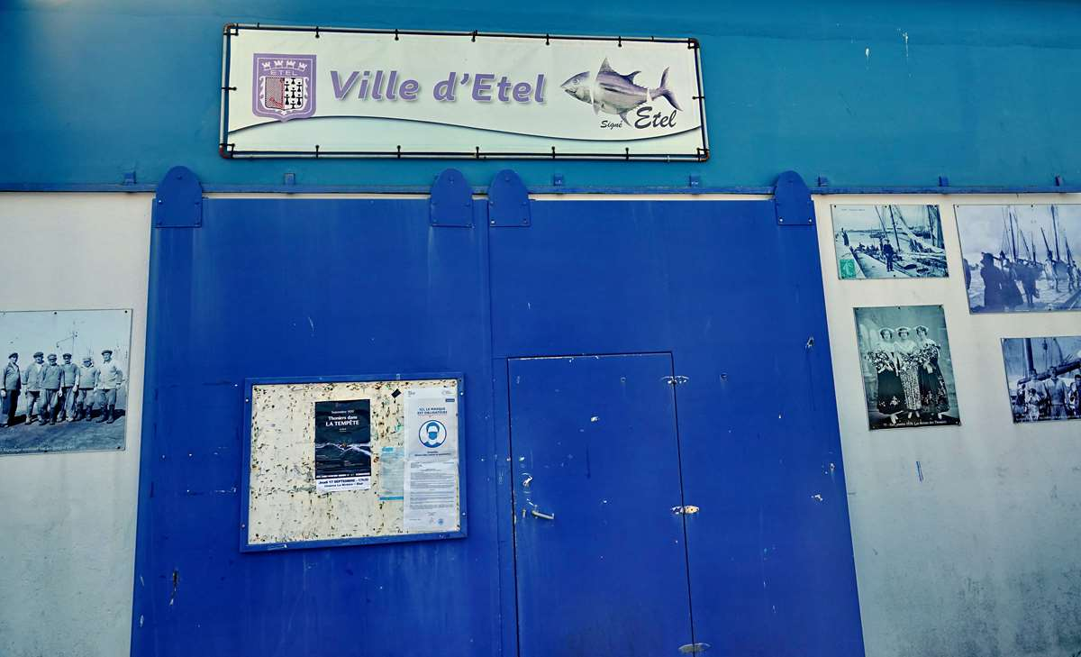 [Vie des ports] Etel d'aujourd'hui et son histoire de la pêche au thon Dsc05976