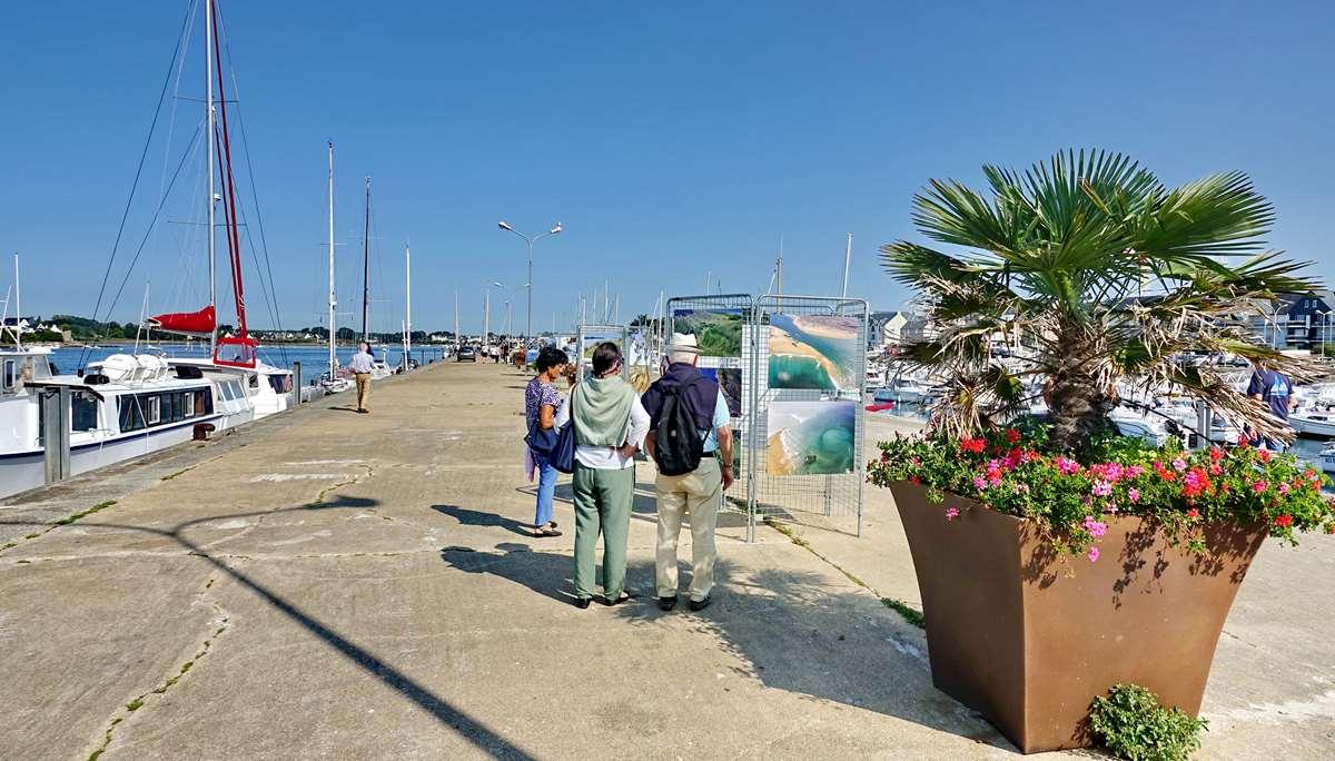 [Vie des ports] Etel d'aujourd'hui et son histoire de la pêche au thon Dsc06059