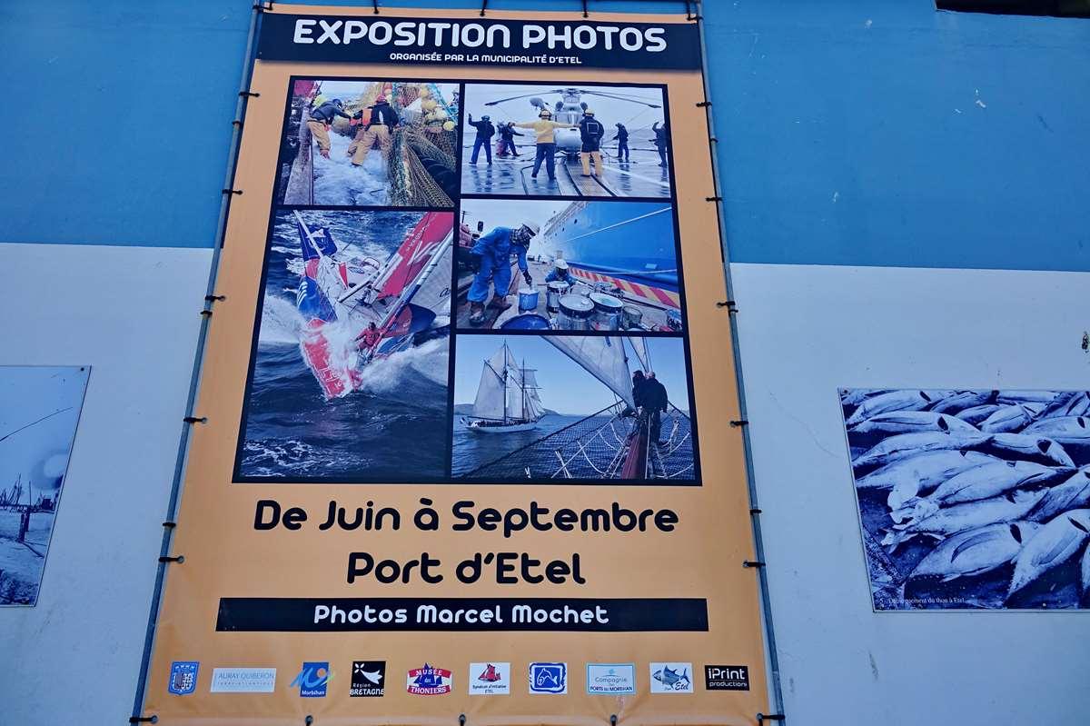 [Vie des ports] Etel d'aujourd'hui et son histoire de la pêche au thon Dsc06071