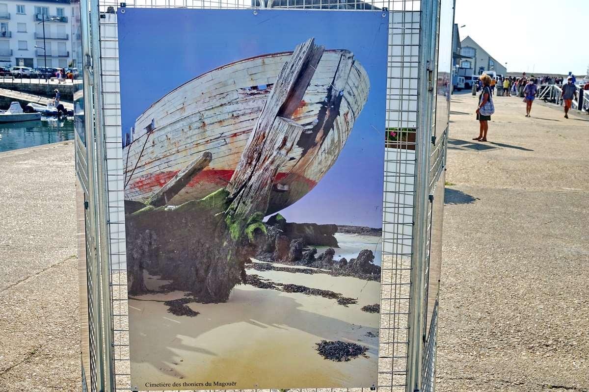 [Vie des ports] Etel d'aujourd'hui et son histoire de la pêche au thon Dsc06096