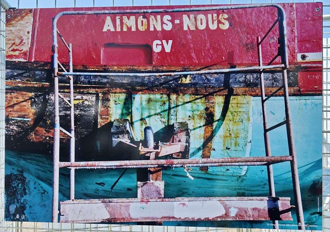 [Vie des ports] Etel d'aujourd'hui et son histoire de la pêche au thon Dsc06097