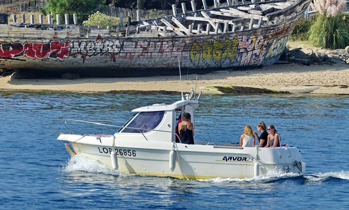 [Vie des ports] Etel d'aujourd'hui et son histoire de la pêche au thon Dsc06161