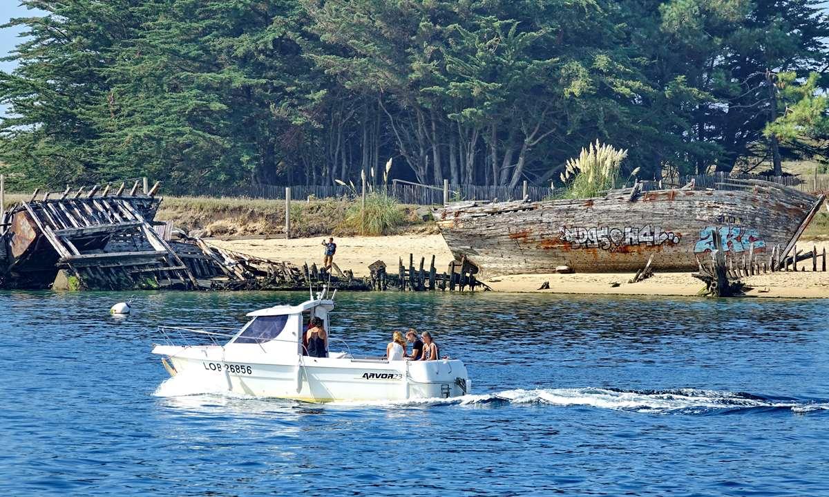 [Vie des ports] Etel d'aujourd'hui et son histoire de la pêche au thon Dsc06163