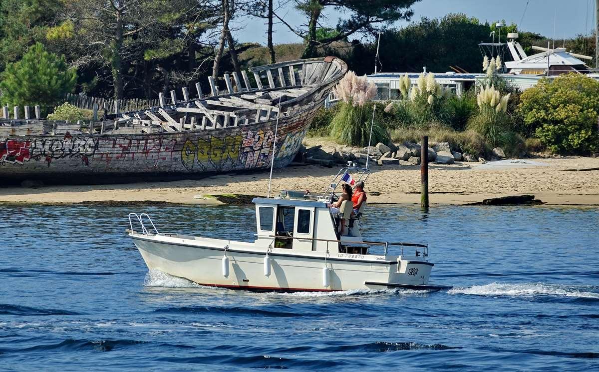 [Vie des ports] Etel d'aujourd'hui et son histoire de la pêche au thon Dsc06169