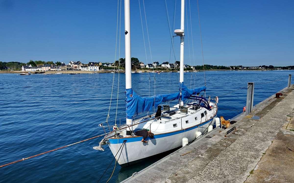 [Vie des ports] Etel d'aujourd'hui et son histoire de la pêche au thon Dsc06182