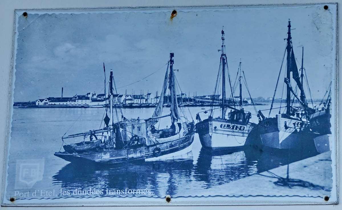 [Vie des ports] Etel d'aujourd'hui et son histoire de la pêche au thon - Page 2 Dsc06332