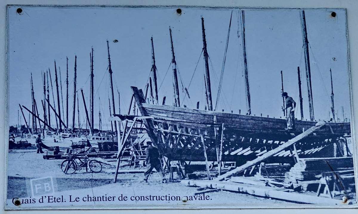 [Vie des ports] Etel d'aujourd'hui et son histoire de la pêche au thon - Page 2 Dsc06333