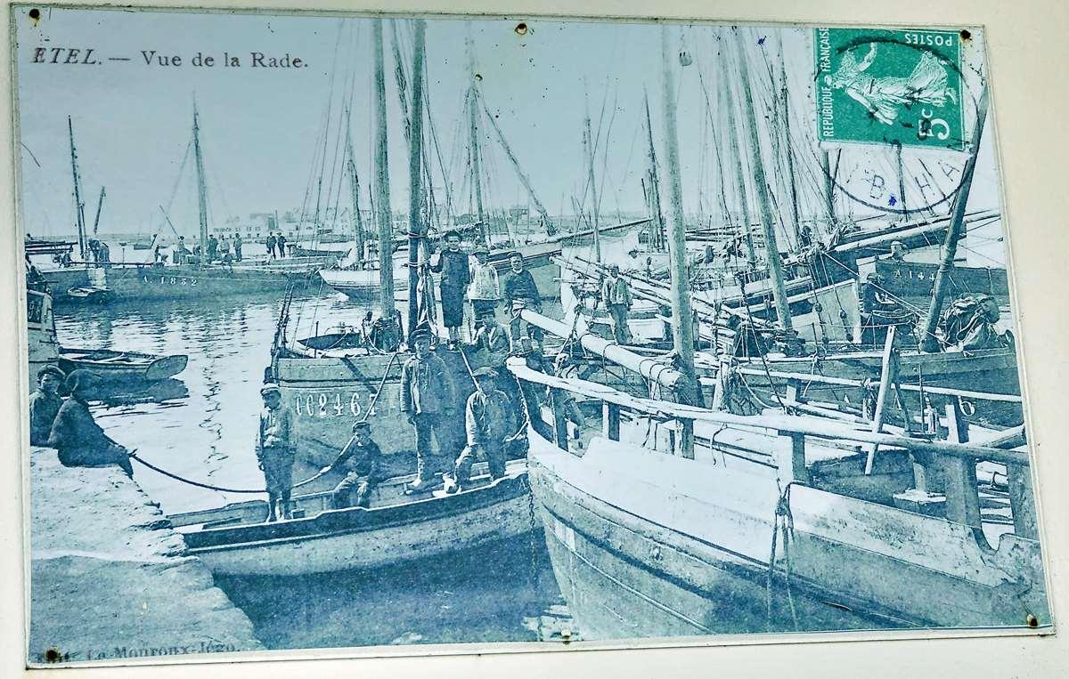 [Vie des ports] Etel d'aujourd'hui et son histoire de la pêche au thon - Page 2 Dsc06334