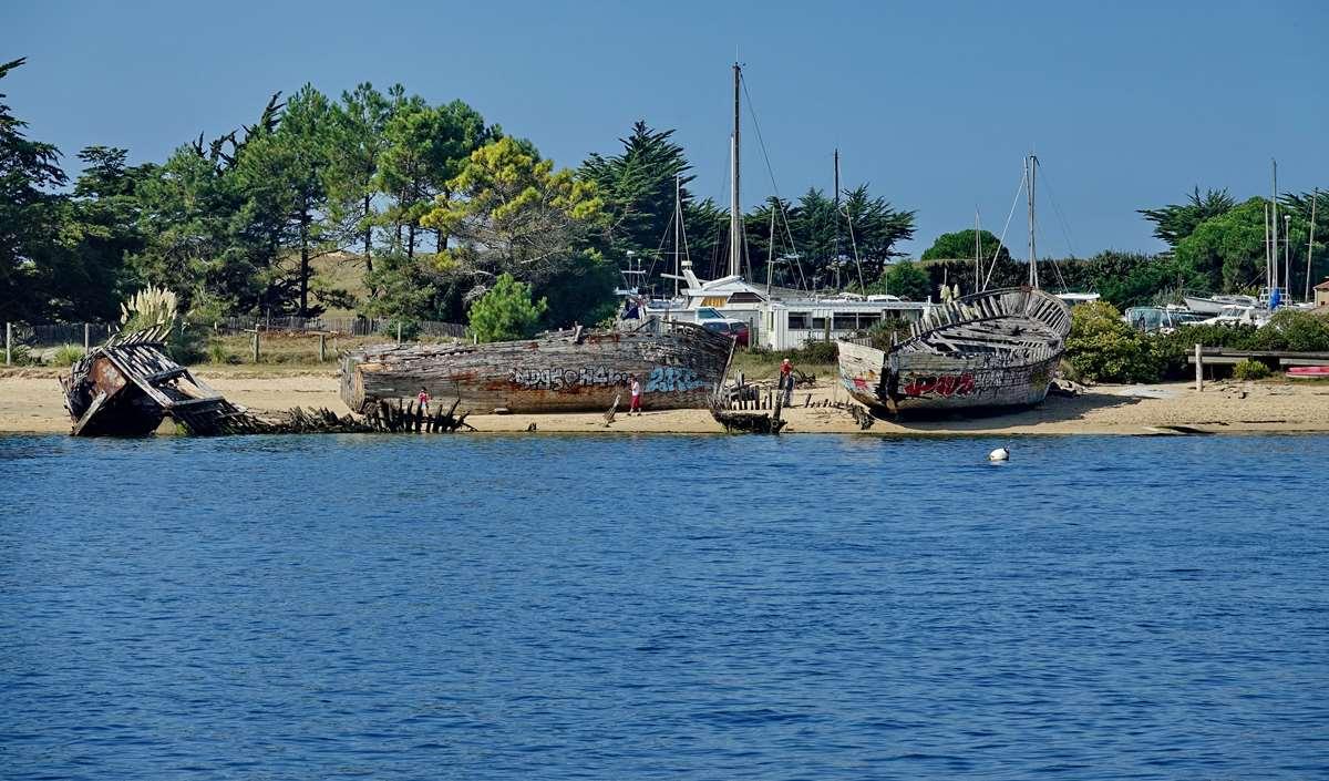 [Vie des ports] Etel d'aujourd'hui et son histoire de la pêche au thon - Page 2 Dsc06347