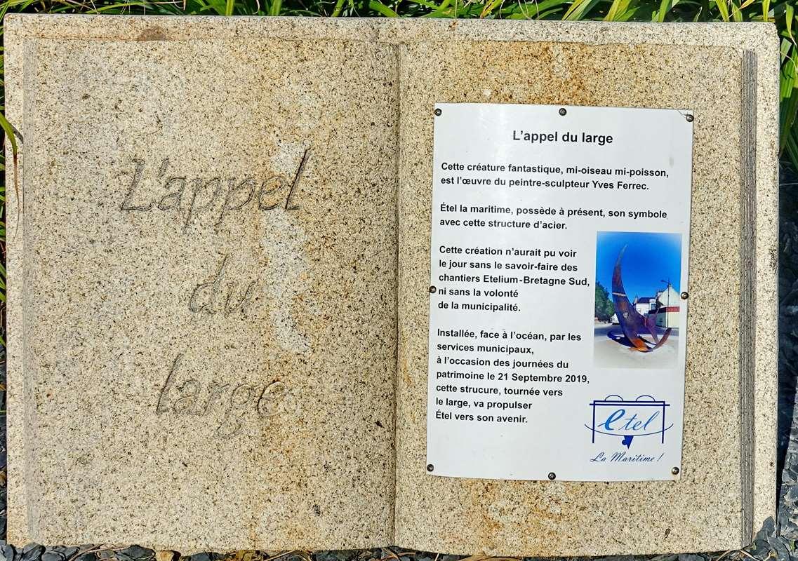 [Vie des ports] Etel d'aujourd'hui et son histoire de la pêche au thon - Page 2 Dsc06489
