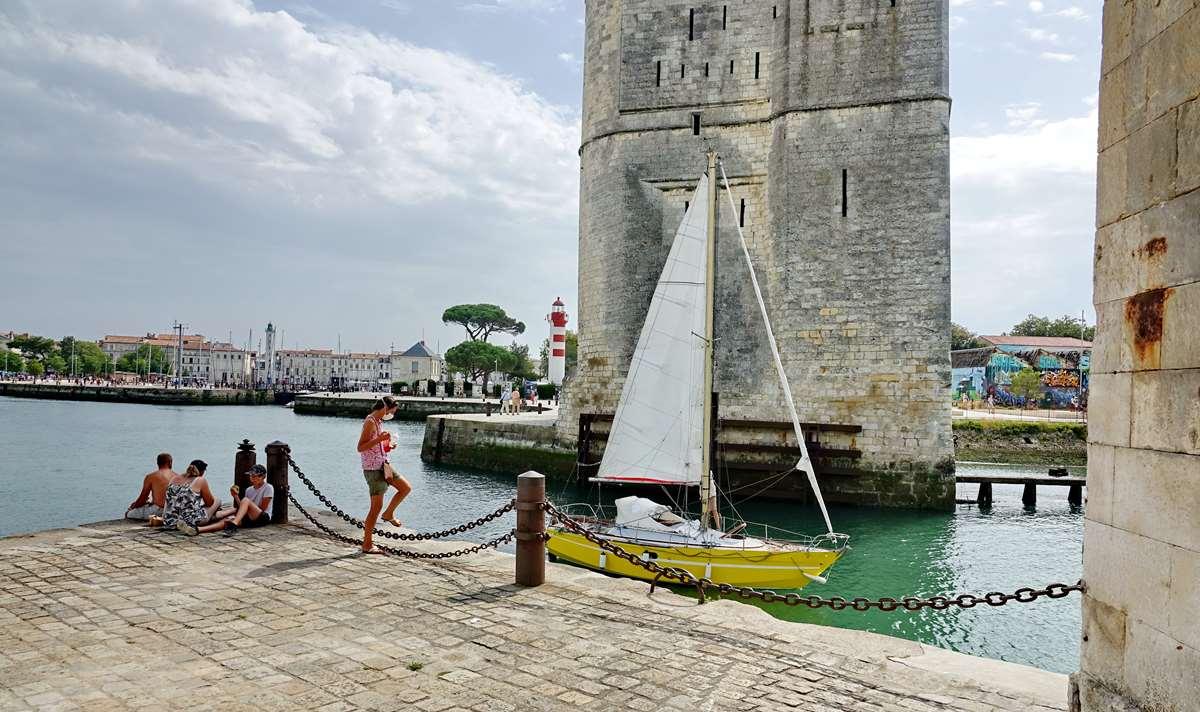 [Vie des Ports ] Port de La Rochelle  - Page 4 Dsc06603