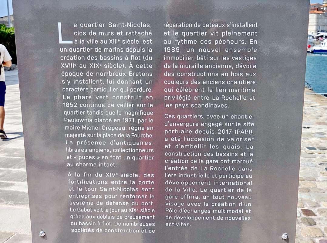[Vie des Ports ] Port de La Rochelle  - Page 5 Dsc06781