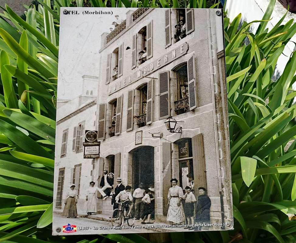 [Vie des ports] Etel d'aujourd'hui et son histoire de la pêche au thon - Page 2 Dsc06875