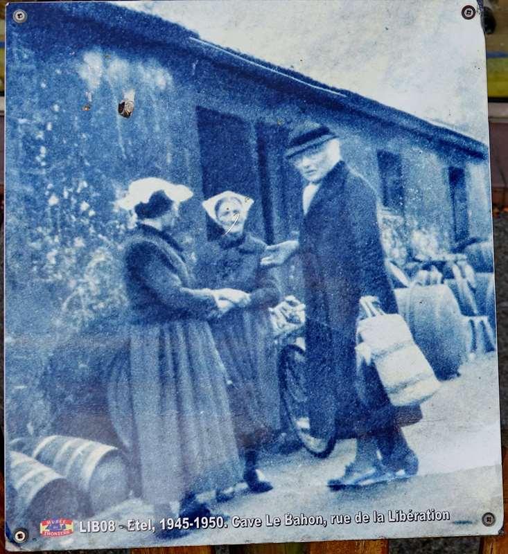[Vie des ports] Etel d'aujourd'hui et son histoire de la pêche au thon - Page 2 Dsc06897