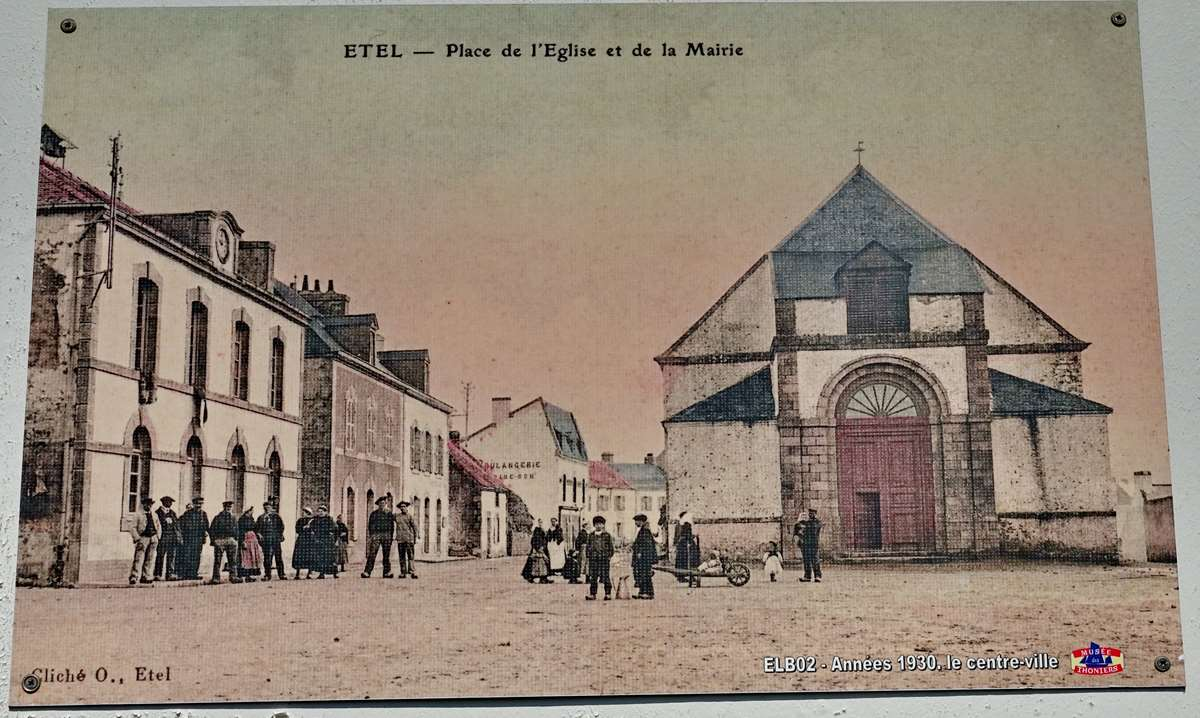 [Vie des ports] Etel d'aujourd'hui et son histoire de la pêche au thon - Page 2 Dsc06902