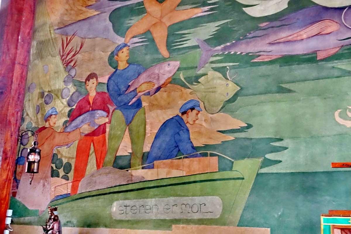 [Vie des ports] Etel d'aujourd'hui et son histoire de la pêche au thon - Page 3 Dsc06989