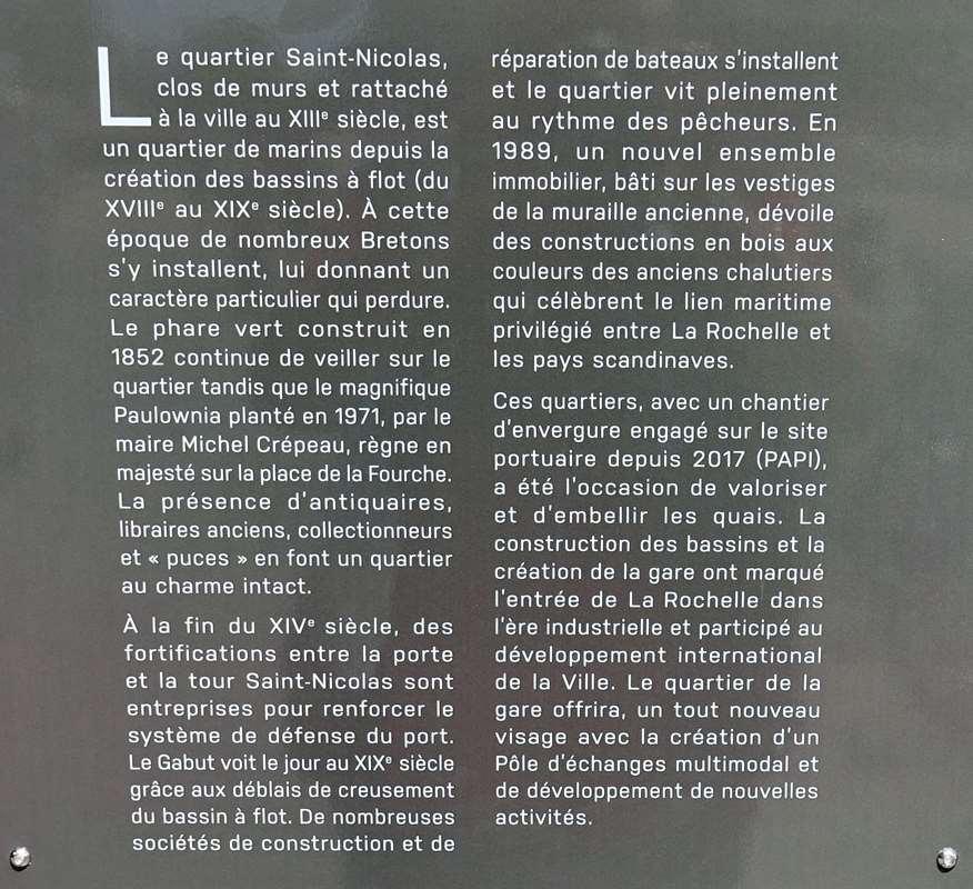 [Vie des Ports ] Port de La Rochelle  - Page 5 Dsc07082