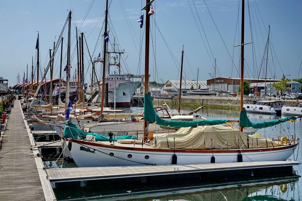 [Vie des Ports ] Port de La Rochelle  - Page 5 Dsc07094