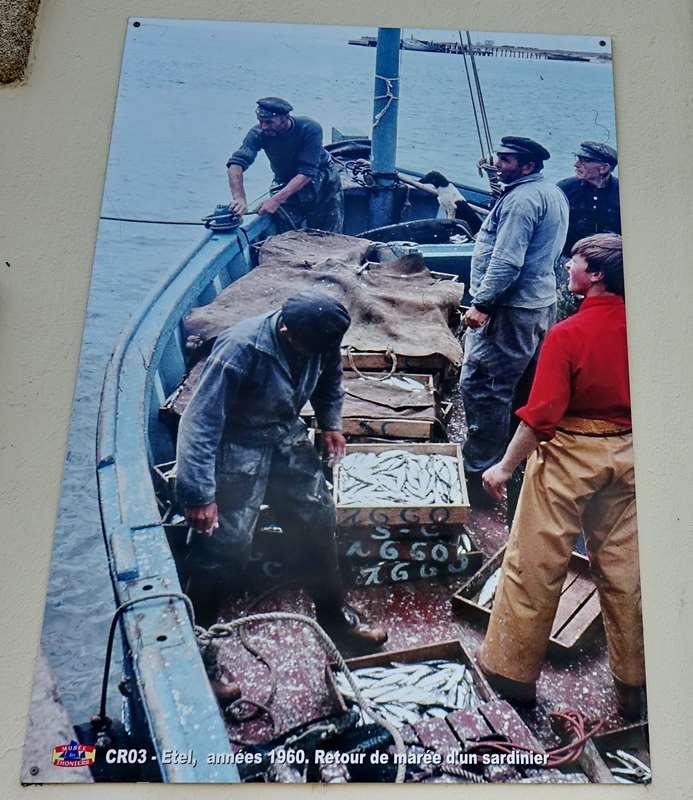 [Vie des ports] Etel d'aujourd'hui et son histoire de la pêche au thon - Page 3 Dsc09995