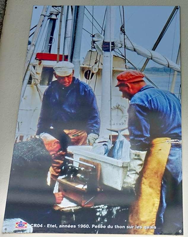 [Vie des ports] Etel d'aujourd'hui et son histoire de la pêche au thon - Page 3 Dsc09997