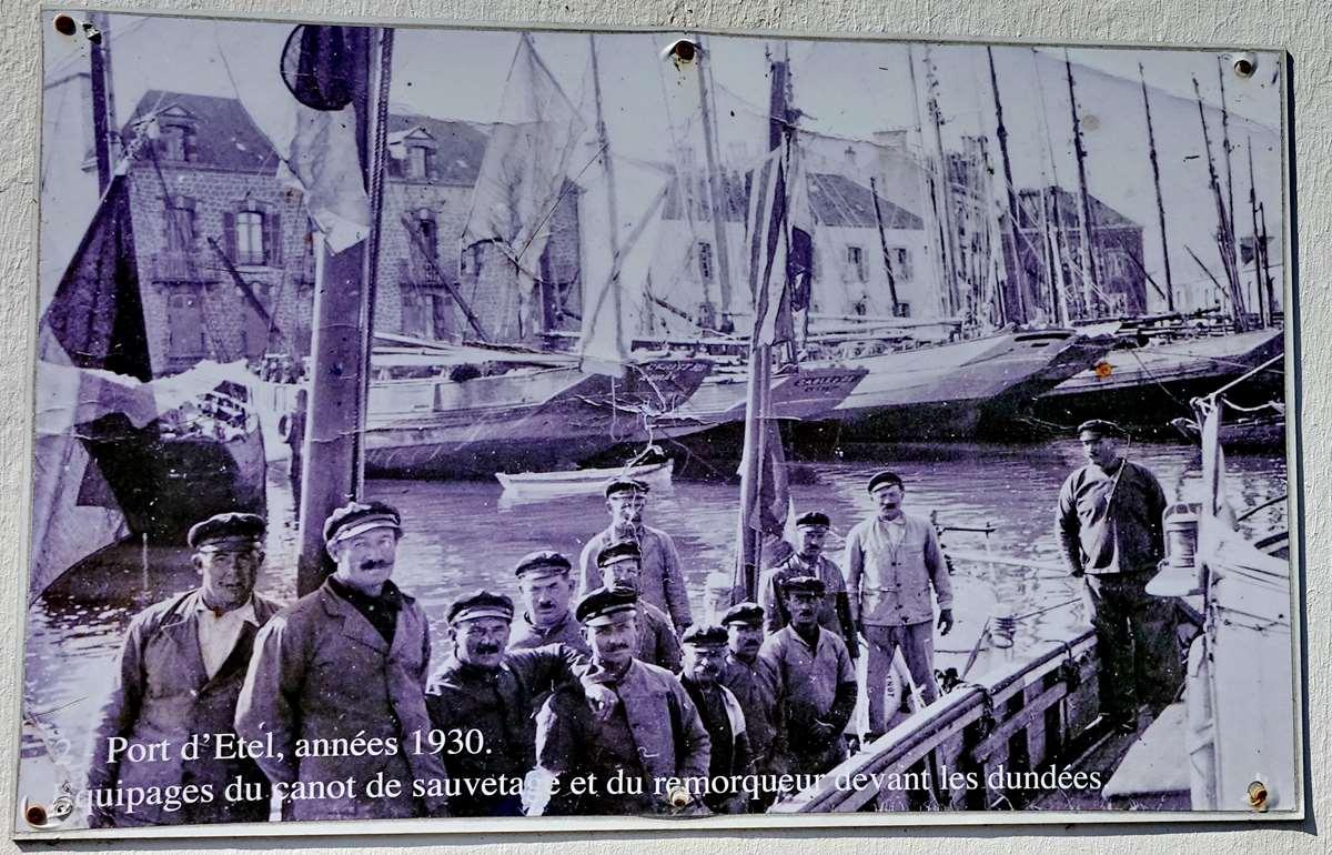 [Vie des ports] Etel d'aujourd'hui et son histoire de la pêche au thon - Page 3 Dsc10013