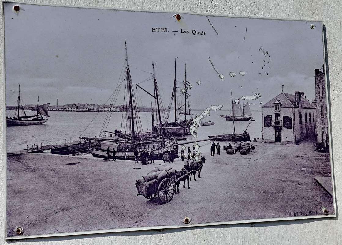 [Vie des ports] Etel d'aujourd'hui et son histoire de la pêche au thon - Page 3 Dsc10014