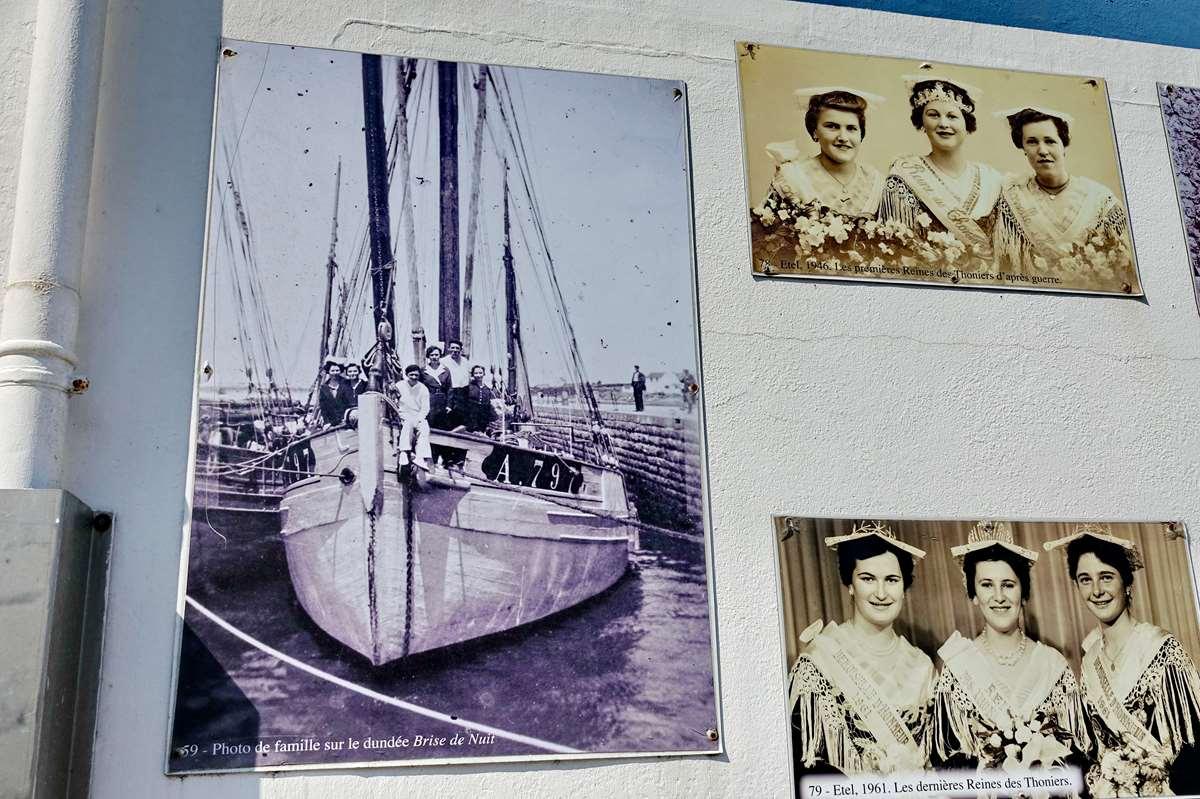 [Vie des ports] Etel d'aujourd'hui et son histoire de la pêche au thon - Page 3 Dsc10018