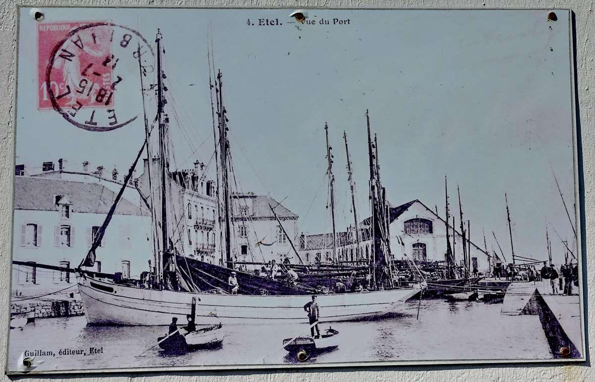 [Vie des ports] Etel d'aujourd'hui et son histoire de la pêche au thon - Page 3 Dsc10023