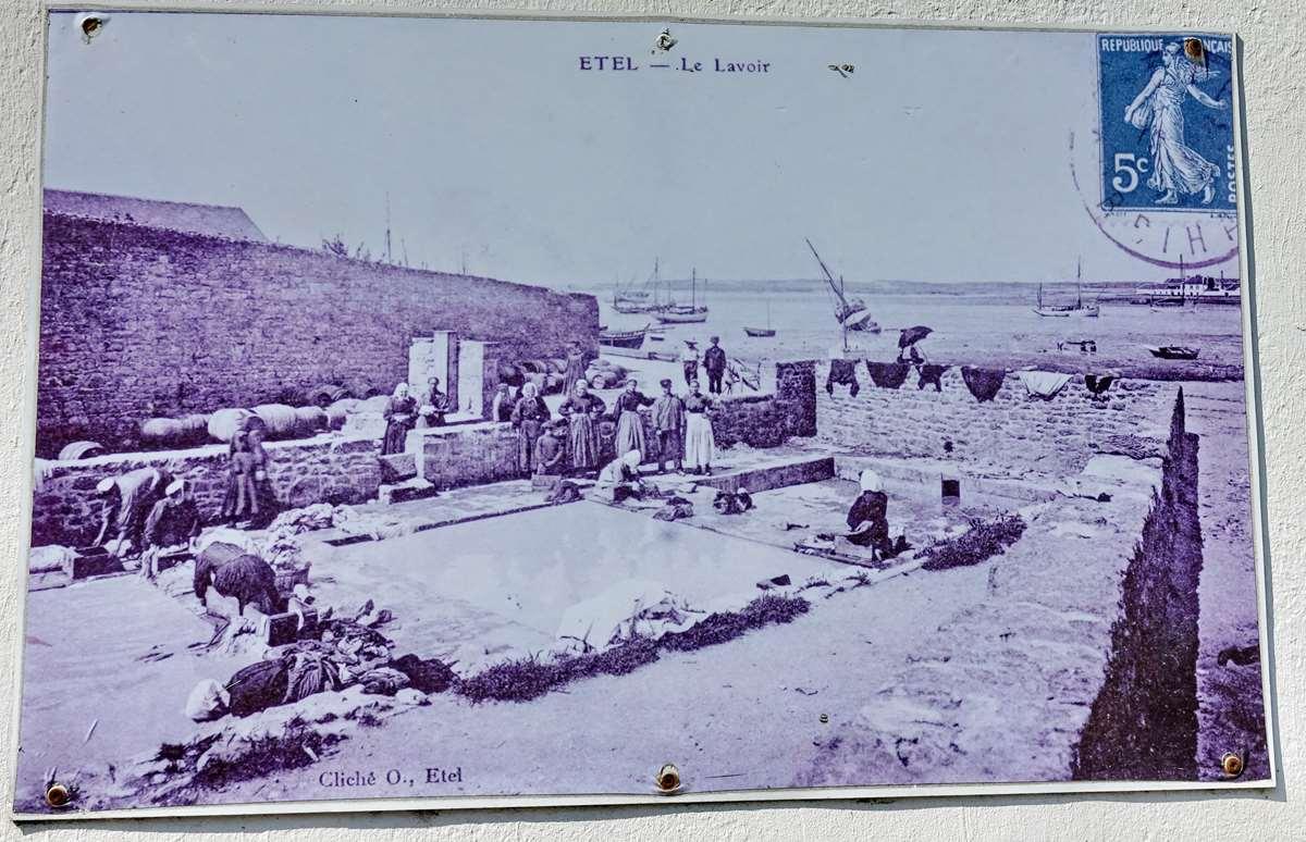 [Vie des ports] Etel d'aujourd'hui et son histoire de la pêche au thon - Page 3 Dsc10025