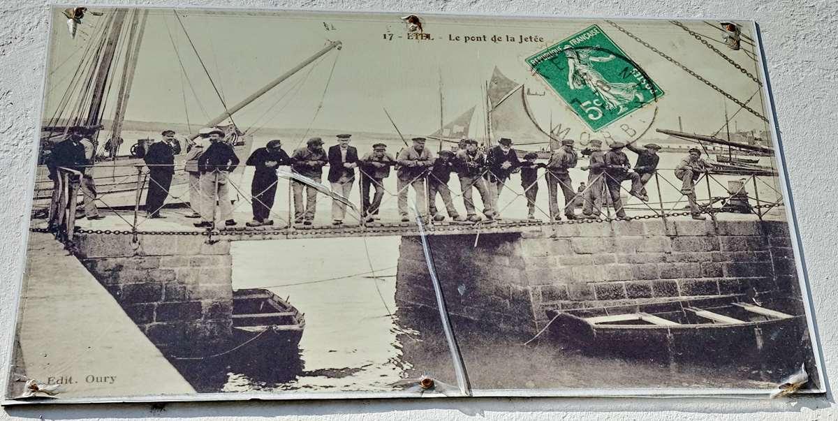 [Vie des ports] Etel d'aujourd'hui et son histoire de la pêche au thon - Page 3 Dsc10027