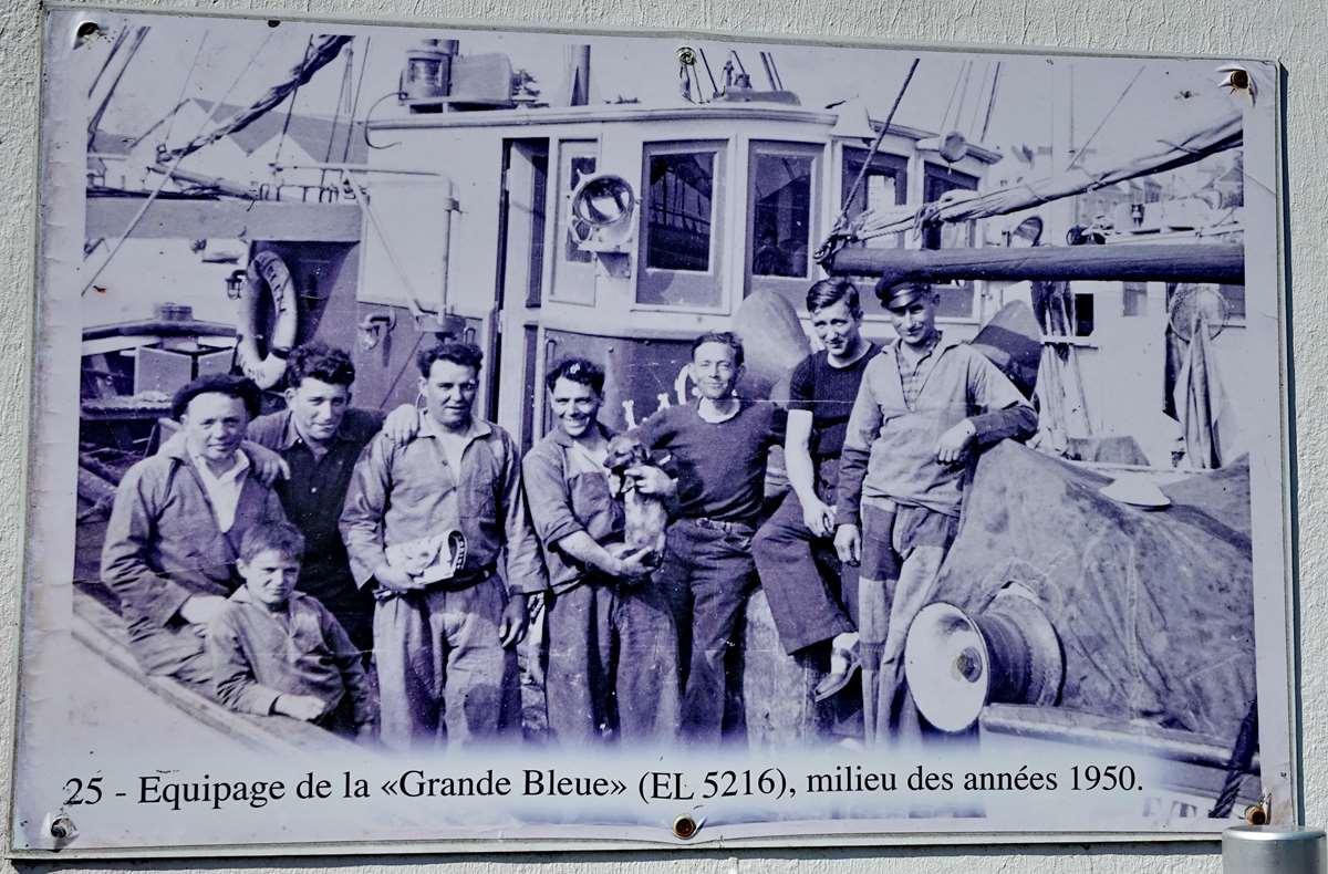 [Vie des ports] Etel d'aujourd'hui et son histoire de la pêche au thon - Page 3 Dsc10029