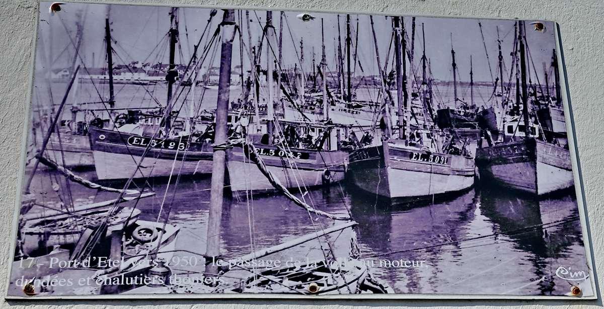 [Vie des ports] Etel d'aujourd'hui et son histoire de la pêche au thon - Page 3 Dsc10030