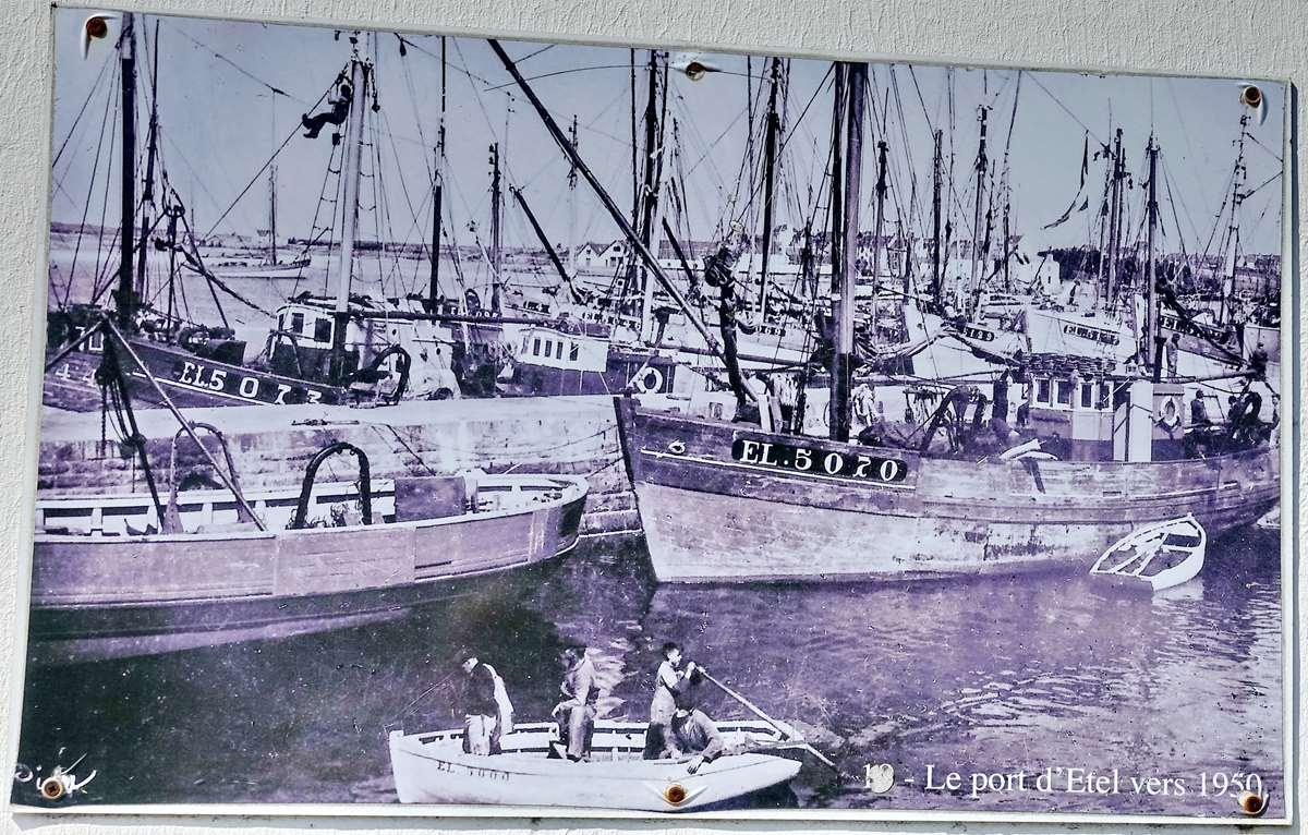 [Vie des ports] Etel d'aujourd'hui et son histoire de la pêche au thon - Page 3 Dsc10033