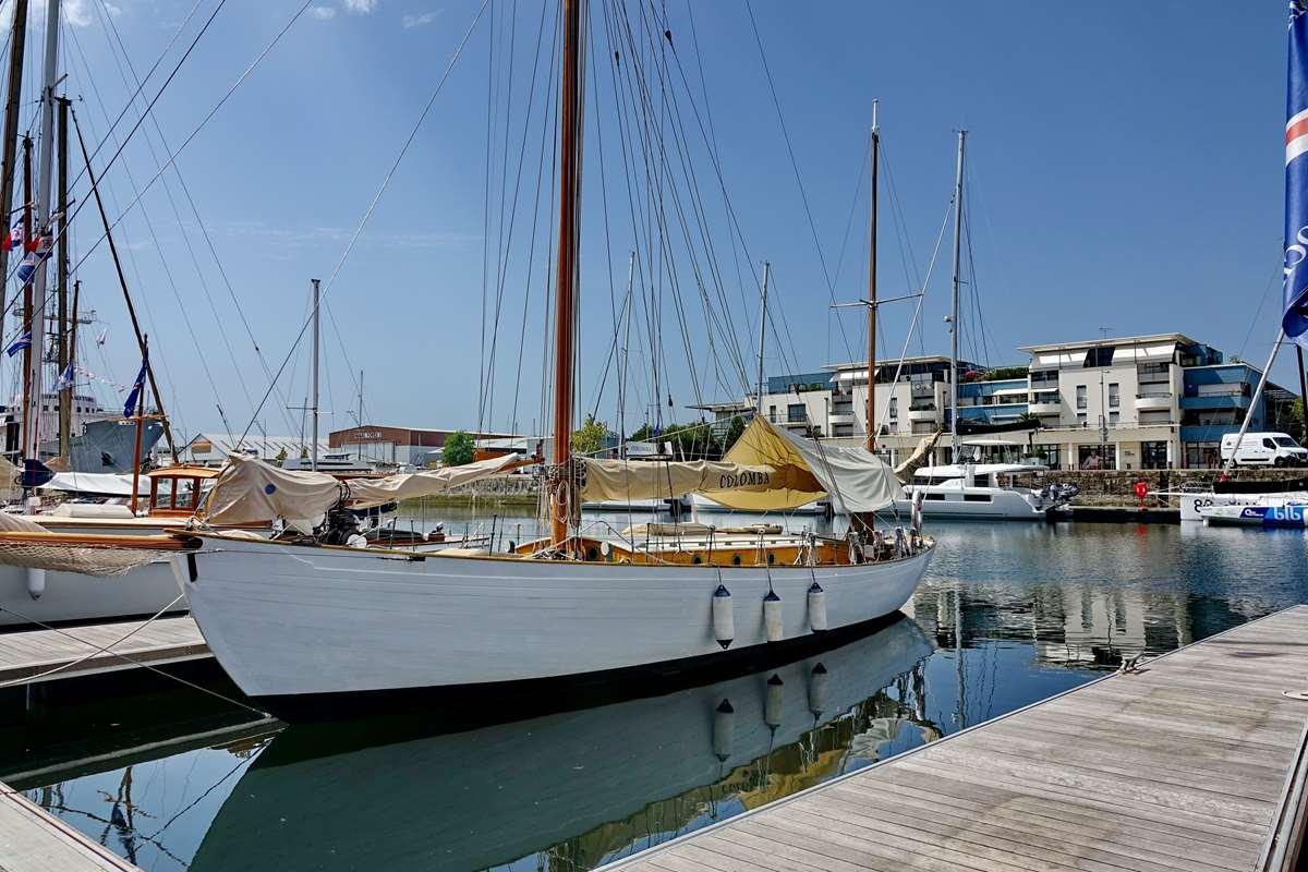 [Vie des Ports ] Port de La Rochelle  - Page 6 Dsc10158