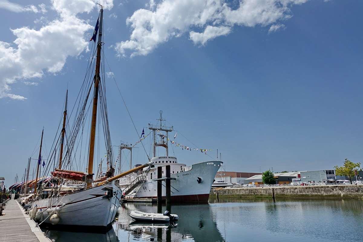 [Vie des Ports ] Port de La Rochelle  - Page 6 Dsc10174