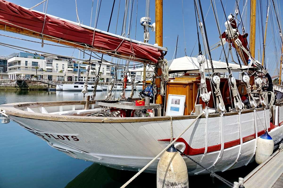 [Vie des Ports ] Port de La Rochelle  - Page 6 Dsc10191