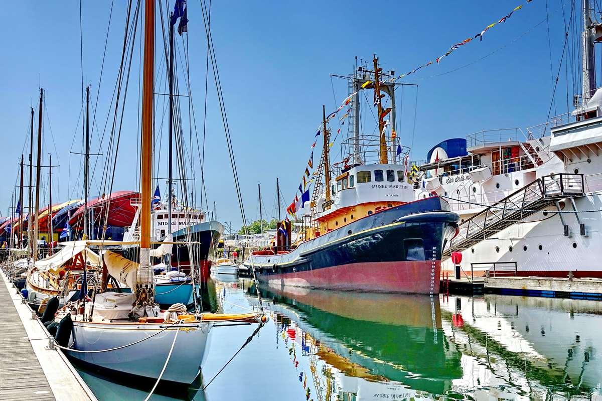 [Vie des Ports ] Port de La Rochelle  - Page 6 Dsc10194