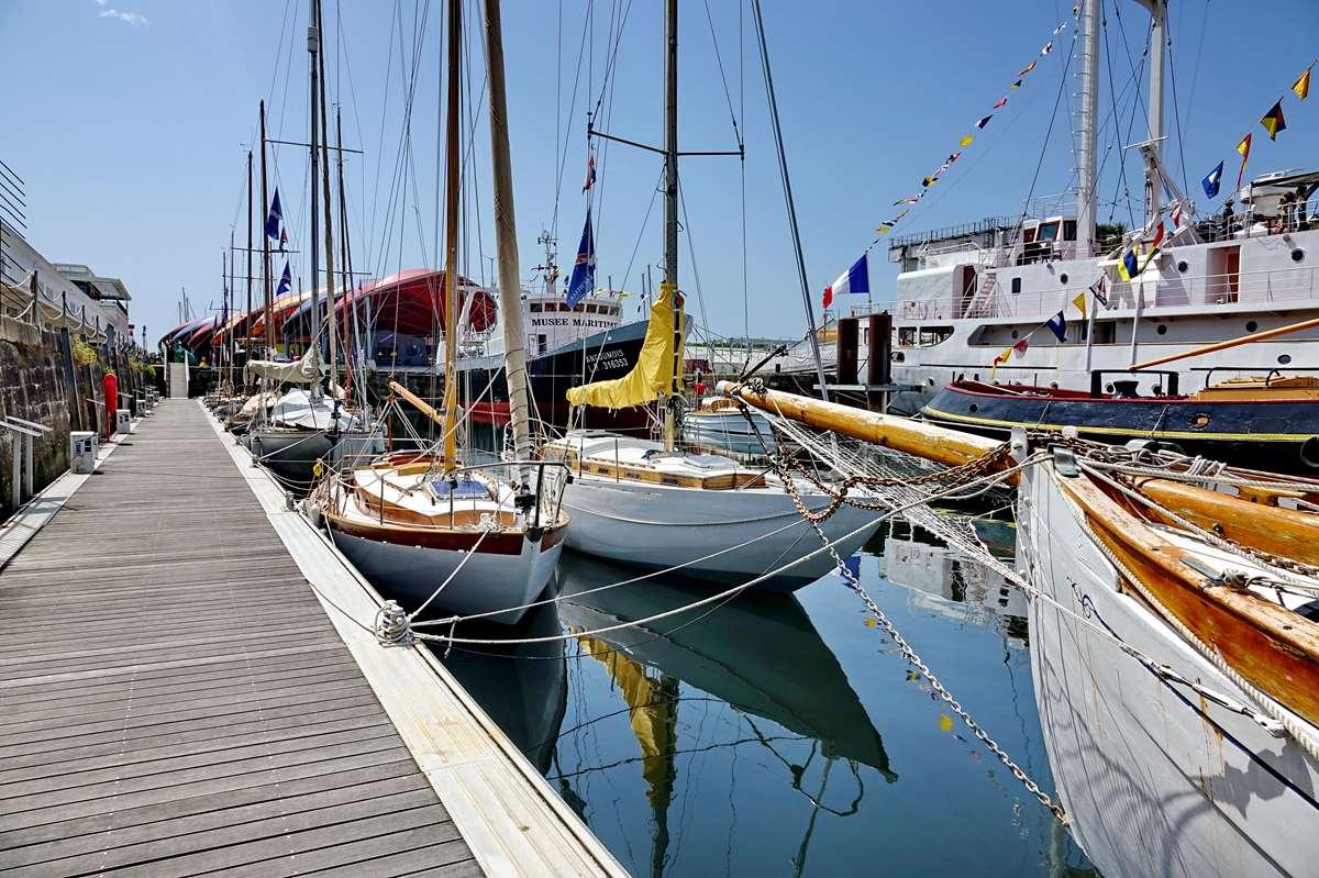 [Vie des Ports ] Port de La Rochelle  - Page 6 Dsc10203