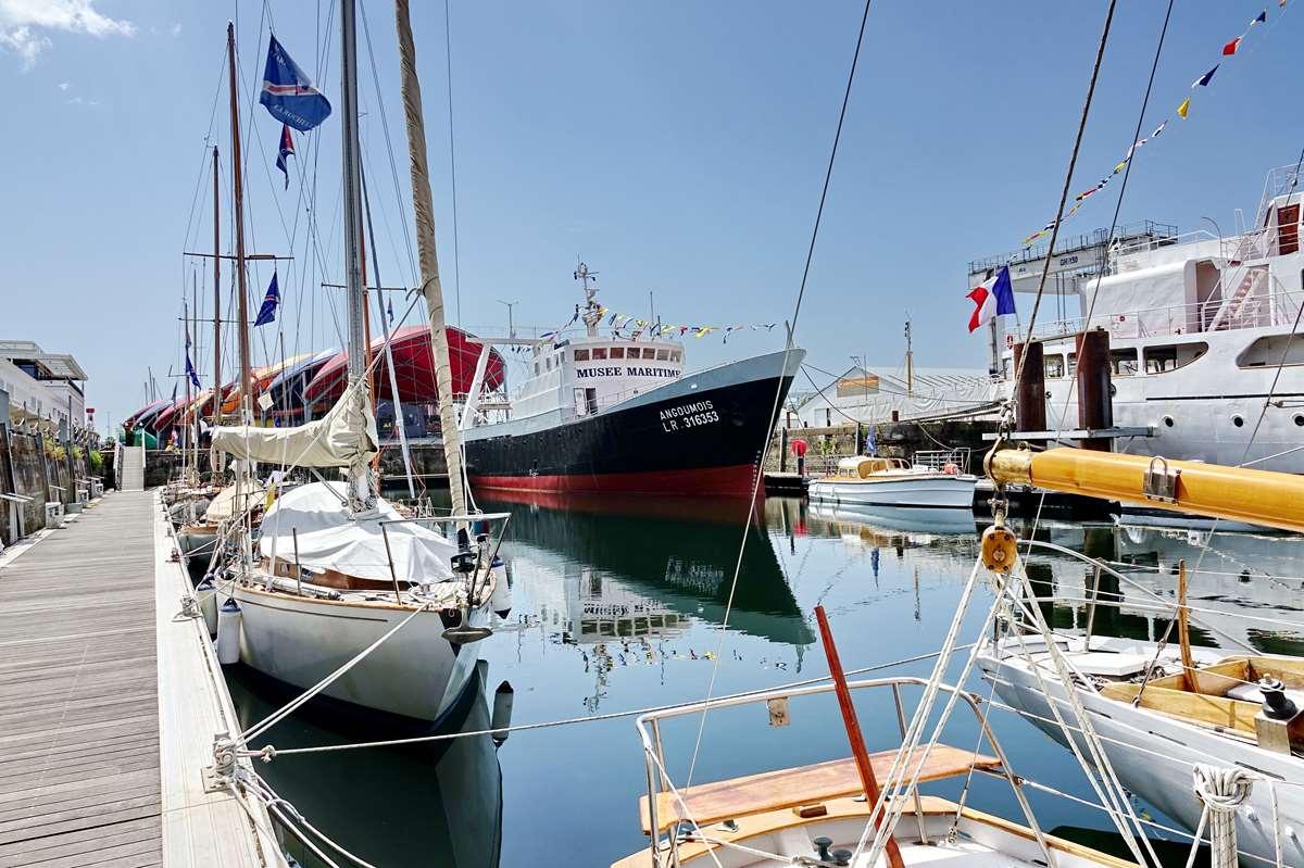 [Vie des Ports ] Port de La Rochelle  - Page 6 Dsc10207