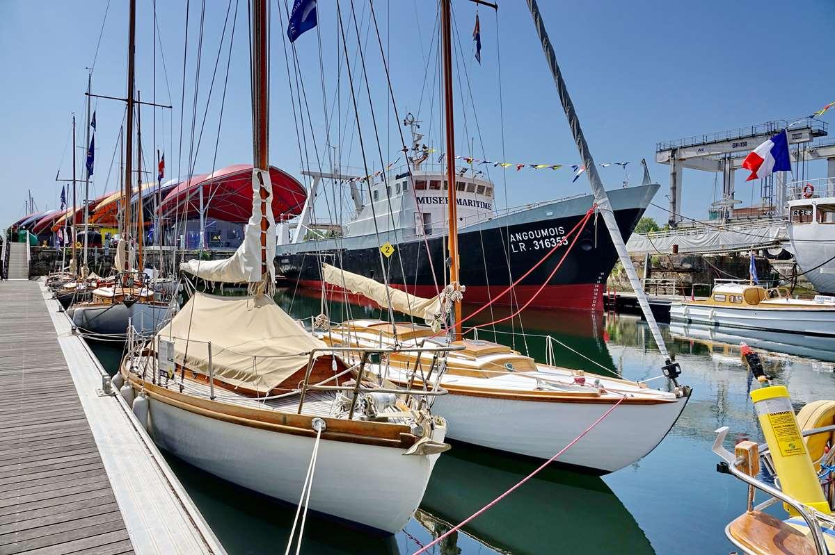 [Vie des Ports ] Port de La Rochelle  - Page 6 Dsc10211