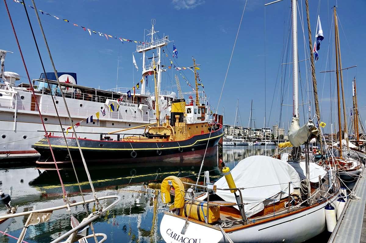 [Vie des Ports ] Port de La Rochelle  - Page 6 Dsc10212
