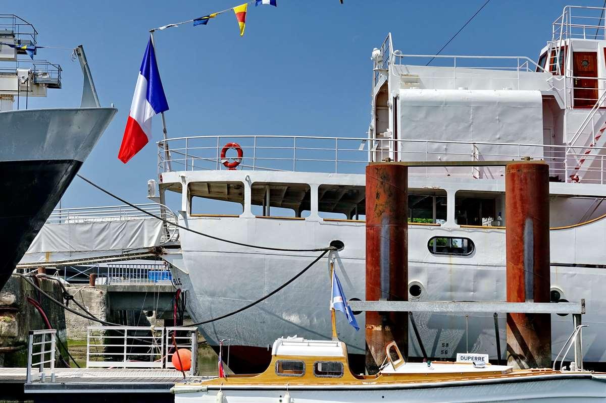 [Vie des Ports ] Port de La Rochelle  - Page 6 Dsc10218