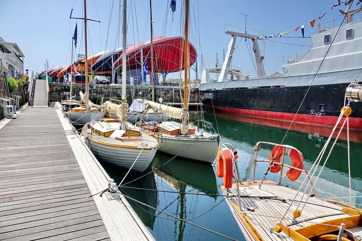 [Vie des Ports ] Port de La Rochelle  - Page 6 Dsc10222