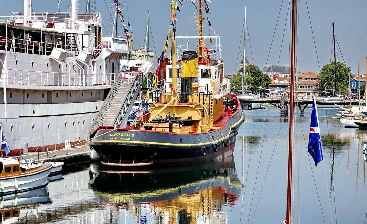 [Vie des Ports ] Port de La Rochelle  - Page 6 Dsc10228